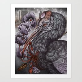 Lazaret Art Print Art Print