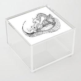 Dragon Eggs Acrylic Box