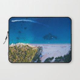 Beach sky view 4 Laptop Sleeve