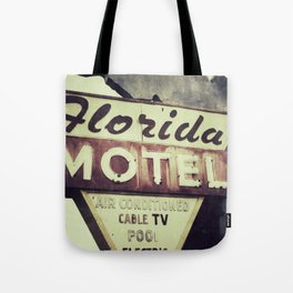 Florida Road Trip Tote Bag