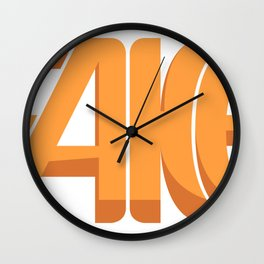 Fake Wall Clock