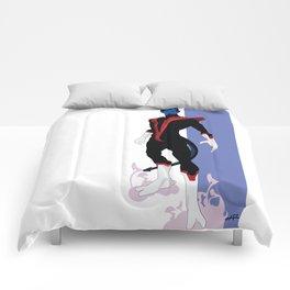 Nightcrawler Comforters