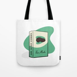 Girl Scout Cookies - Thin Mints Tote Bag