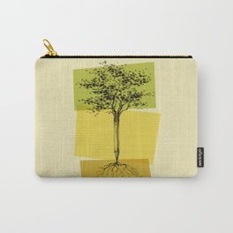 Ideas Don't Grow On Trees Carry-All Pouch