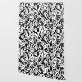 CARAPHERNELIA Wallpaper