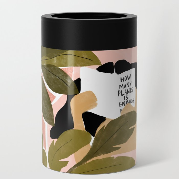 How Many Plants Is Enough Plants? Can Cooler