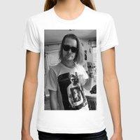 ryan gosling T-shirts featuring MACAULAY CULKIN WEARING T-SHIRTS RYAN GOSLING by nicksoulart