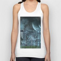 gothic Tank Tops featuring Gothic by nicky2342