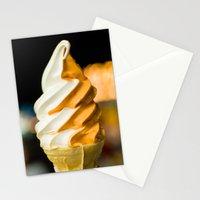 Ice Cream! Stationery Cards