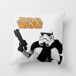 Move Along 2 Throw Pillow