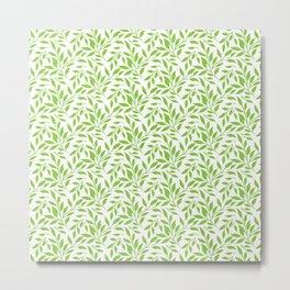 leaves pattern 1 Metal Print