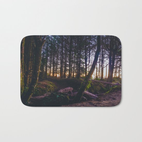 Wooded Tofino Bath Mat