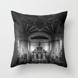 St. Marys Throw Pillow