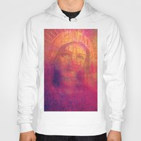 regina mills Hoodies featuring Salve Regina by Ganech joe
