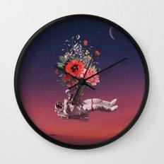 Flourishing of Life Wall Clock