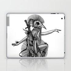 Balancing Warrior Laptop & iPad Skin