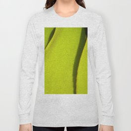 Vegetal lines Long Sleeve T-shirt