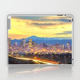 The Mile High City Laptop & iPad Skin