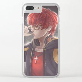 Mystic Messenger - 707 Clear iPhone Case