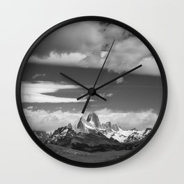 Fitz Roy Wall Clock