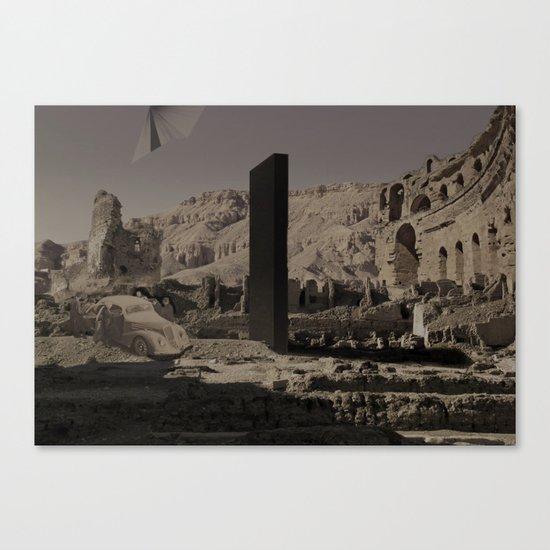 38' Canvas Print