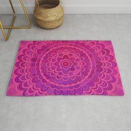 Love Mandala Rug