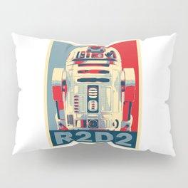 R2D2 Framed Pillow Sham