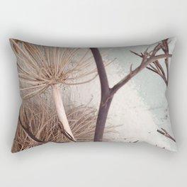 Agapanthus bouquet Rectangular Pillow