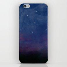 Night Sky  iPhone & iPod Skin