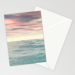 Across The Ocean Stationery Cards