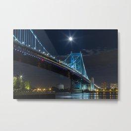 Bens Bridge Metal Print