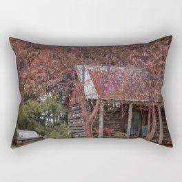 Passage of Time Rectangular Pillow