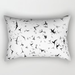 Free like a burd... Rectangular Pillow