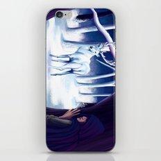 Glass Coffin iPhone & iPod Skin