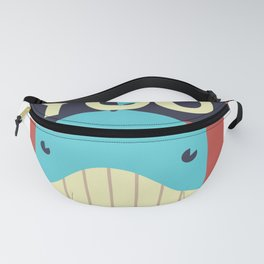 Valetines Day - Whale You Be Mine Fanny Pack