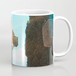Celtic Cross and Sunshine Coffee Mug
