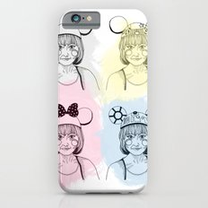 Mouse Ears Slim Case iPhone 6s