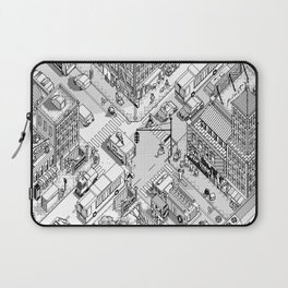 MacPaint project: NYC Laptop Sleeve