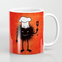 Evil Bug Chef Loves To Cook Coffee Mug
