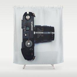 Bessa R2 Shower Curtain