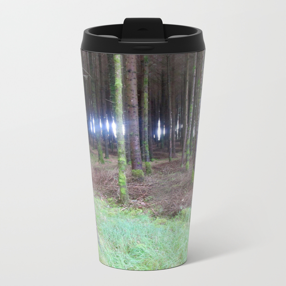 Here We Have Gathered To Welcome You Metal Travel Mug by Dawnrichersonart MTM8858476
