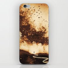Through The Fire iPhone & iPod Skin