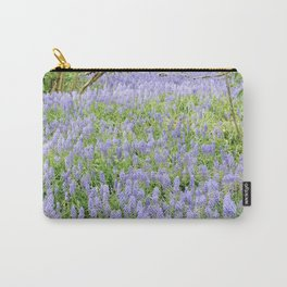 Forest of Hyacinths Carry-All Pouch