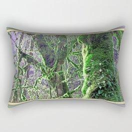 RAIN FOREST MAPLES IN SPRING 2 Rectangular Pillow