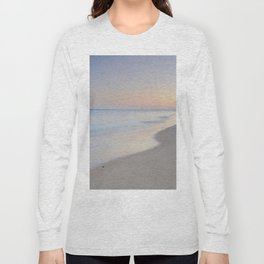 """Ocean dreams"". Praia Do Porto Mos. Algarve. Portugal Long Sleeve T-shirt"