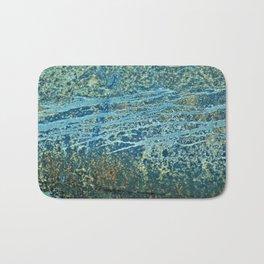 Rustic Pattern Bath Mat