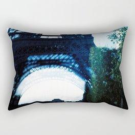 Just Awaking (Paris, Tour de Eiffel) Rectangular Pillow
