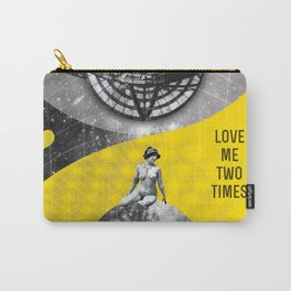 Love me two times (Rocking Love series) Carry-All Pouch