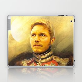 Starlord Guardians Of The Galaxy General Portrait Painting | Fan Art Laptop & iPad Skin