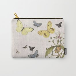 Let us dance in the sun- butterflies  Carry-All Pouch